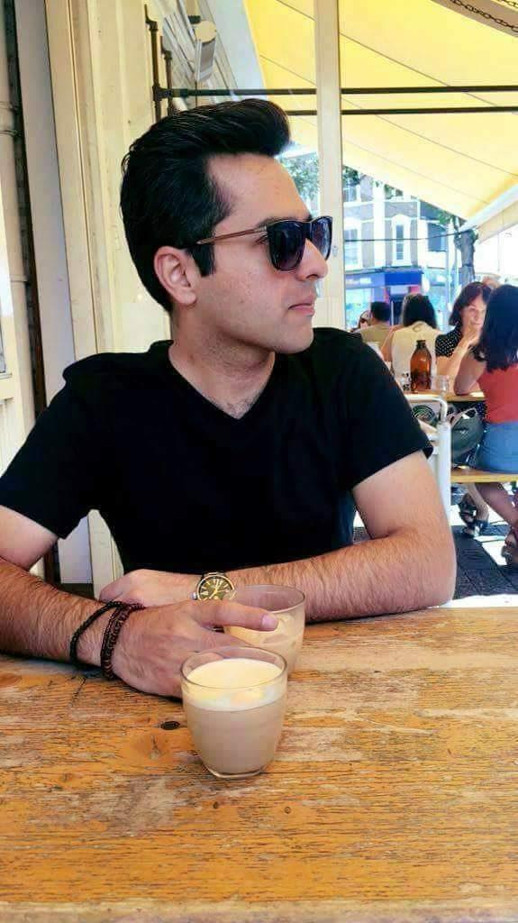 Dr. Burhan Umer Chaudhry