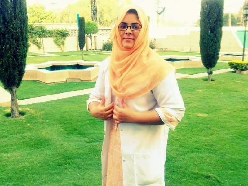 Dr. Maria Yameen