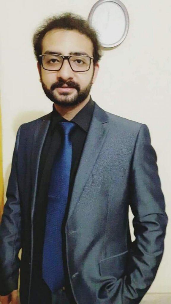 Dr. Abdullah Afridi