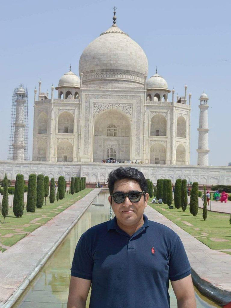 Dr. Muhammad Taimoor Shah