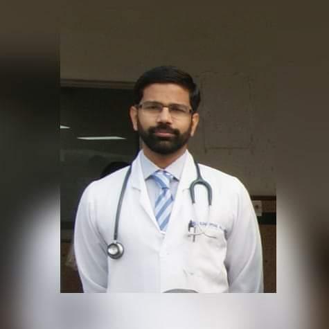 Dr. Muhammad Ali Ayub