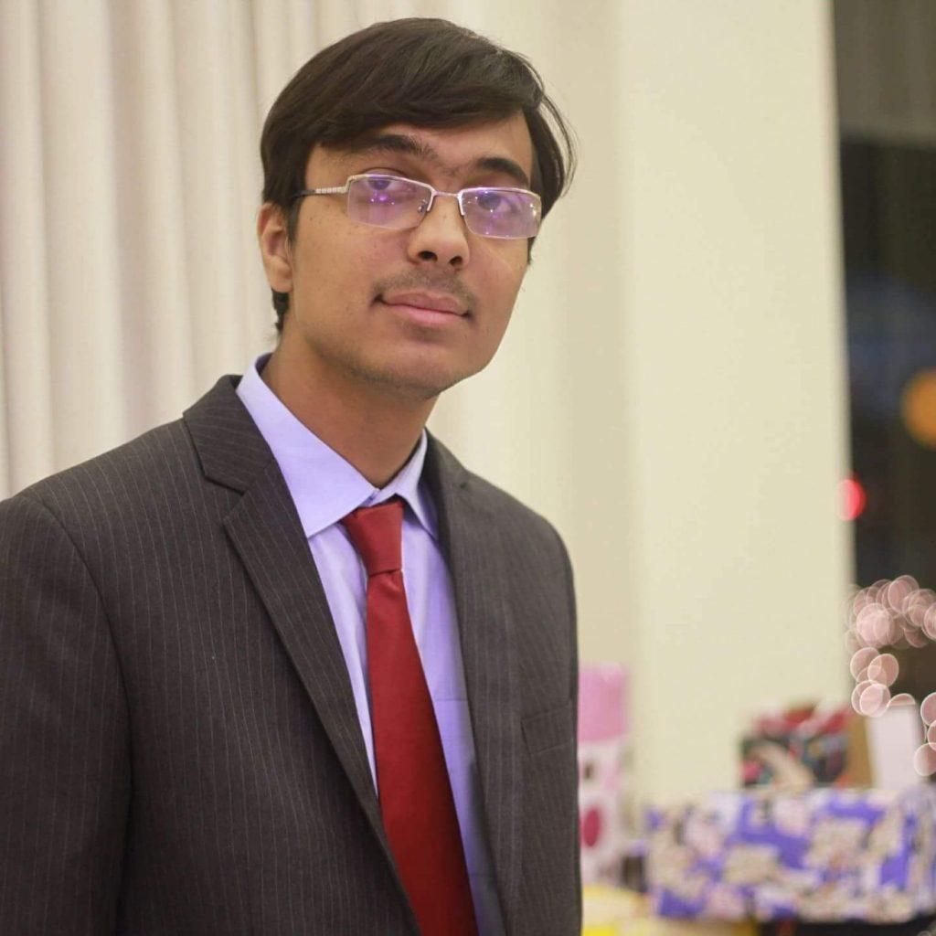 Dr, Sohaib Ashraf